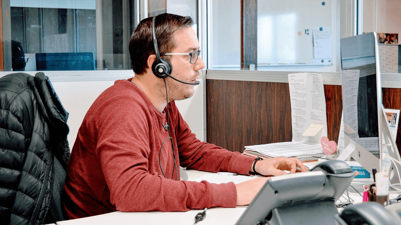 Assistant Commercial Sedentaire A Caen H Ou F Bz Recrute